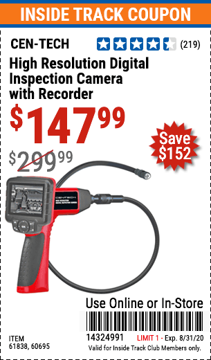 www.hfqpdb.com - HIGH RESOLUTION DIGITAL INSPECTION CAMERA WITH RECORDER Lot No. 60695/67980/61838