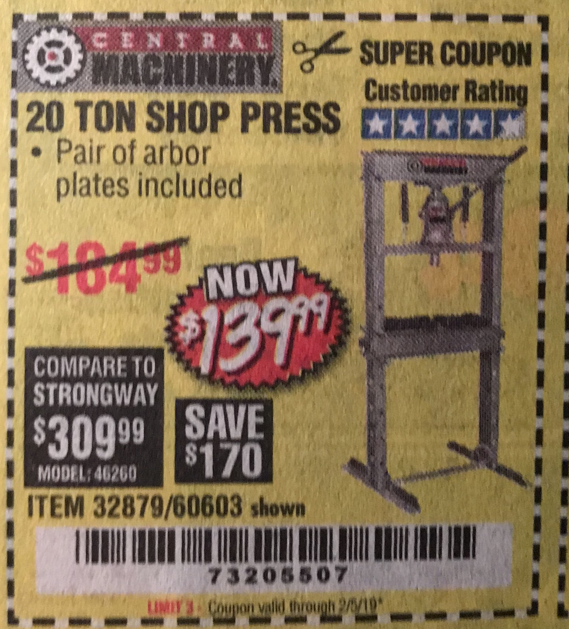 Harbor Freight 20 Coupon - todoityourself com