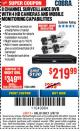 Harbor Freight ITC Coupon 8 CHANNEL SURVEILLANCE DVR WITH 4 HD CAMERAS AND MOBILE MONITORING CAPABILITIES Lot No. 63890 Expired: 3/8/18 - $219.99