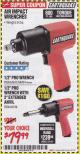 "Harbor Freight Coupon 1/2"" INDUSTRIAL QUALITY SUPER HIGH TORQUE IMPACT WRENCH Lot No. 62627/68424 Expired: 1/31/18 - $79.99"
